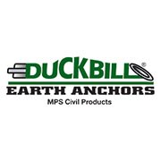 Duckbill Earth Anchors